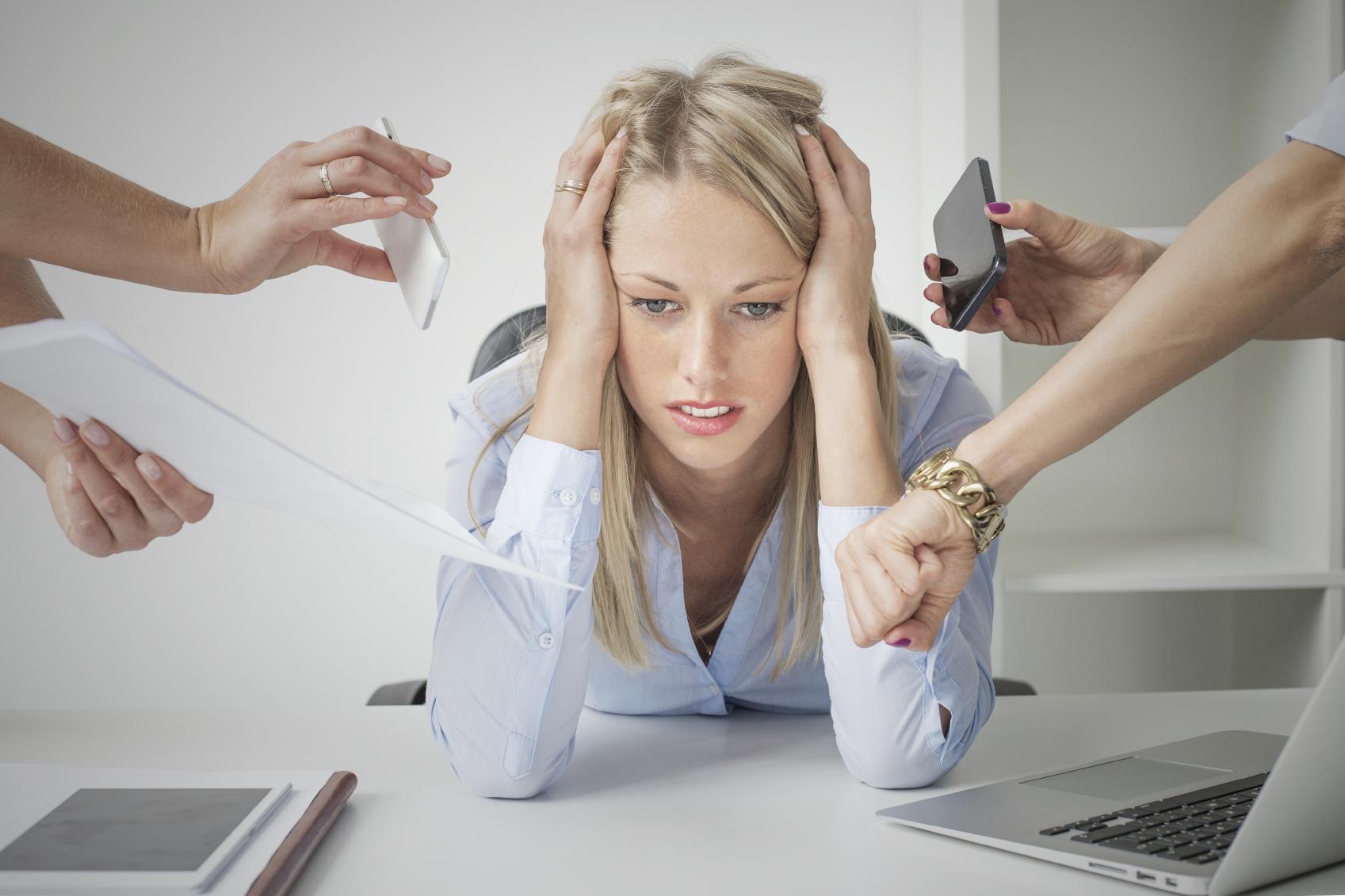 Test de estrés en el trabajo ¿Se siente usted incómodo?