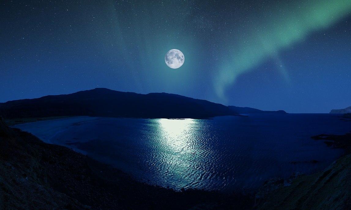 Iluminación: El reflejo de la luna en el agua (Dogen)