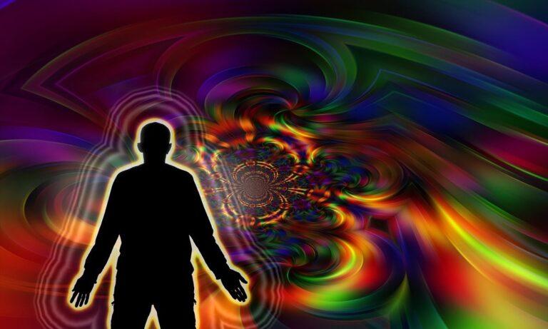 El cuerpo energético humano