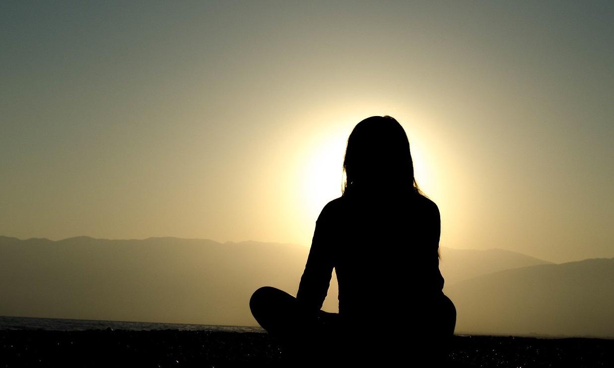 Meditar es…